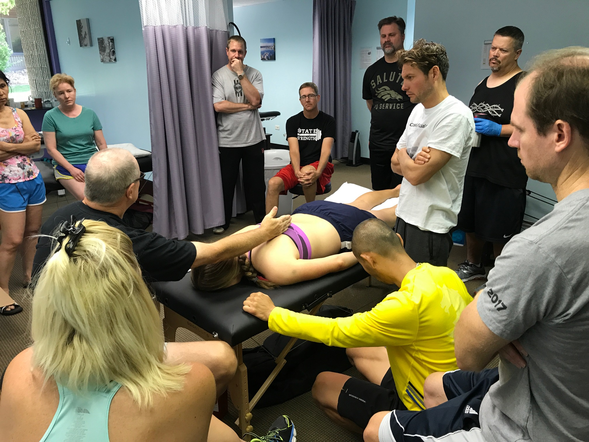 Dry Needling Seminars Courses Continuing Education